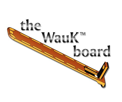 WauKboard<sup>TM</sup> <br><span>Innovating patient transport</span>